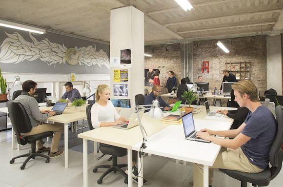 Coworking Barcelona Transforma bcn